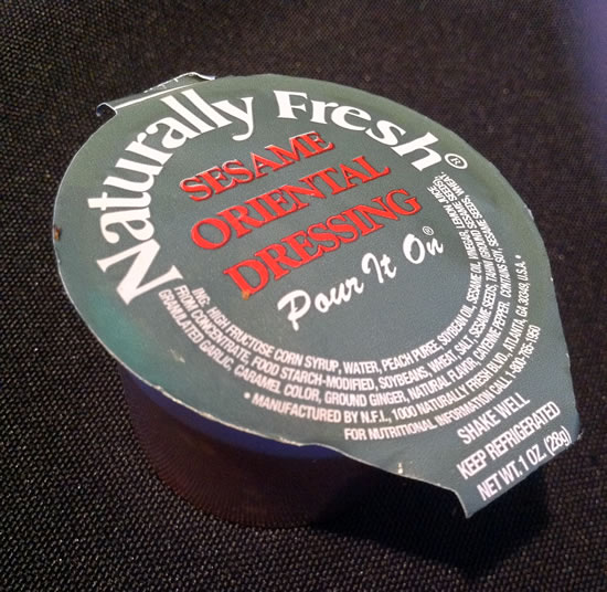 When Naturally Fresh... Isn't.