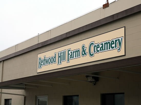 Redwood Hill Farm and Creamery