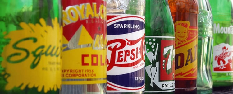 Unprocessed Questions: Soda and Beverages