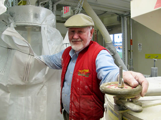 An interview with Bob Moore, founder of Bob's Red Mill