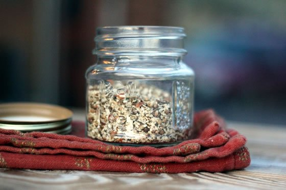 How to make Dukkah Spice Mix