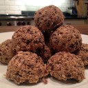 "Energy Balls and ""Always, Sometimes, & Never"" Foods"