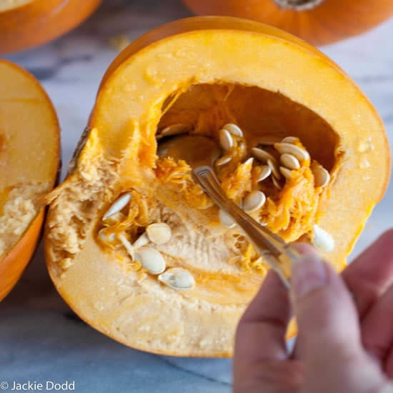 How to make Pumpkin Purée