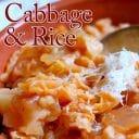 Italian Cabbage and Rice Recipe