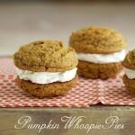 Gluten-Free, Grain-Free Pumpkin Whoopie Pies