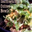 Southwestern Quinoa Bowls, and why sofrito is one of the best things ever