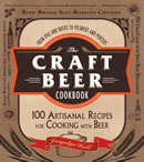 The Craft Beer Cookbook by Jacquelyn Dodd