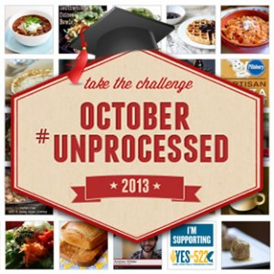 October Unprocessed 2013 Wrap-Up