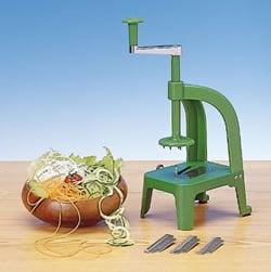 Benriner Veggie Spiral Slicer