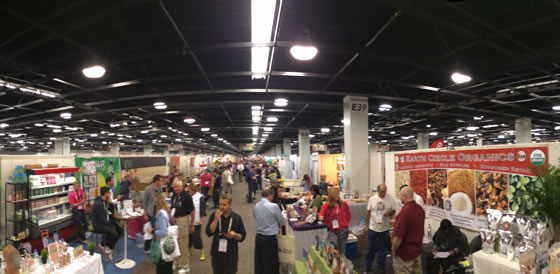 The Aisles of Expo West