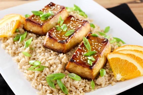 Easy Weeknight Baked Tofu