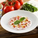 Yogurt Margherita for Redwood Hill Farm
