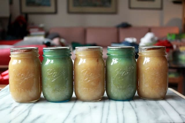 Apple-Pear Sauce