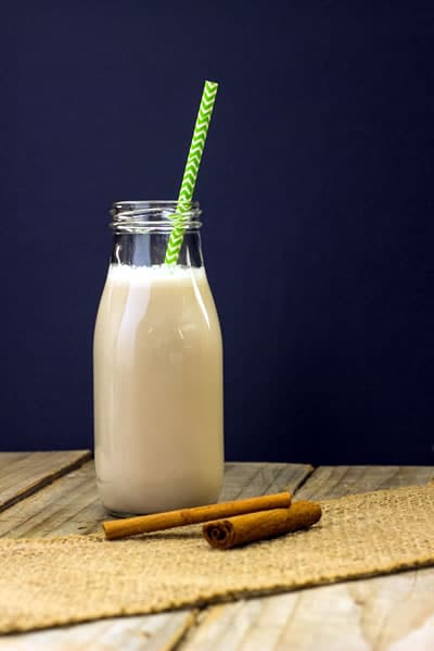 Coconut Horchata