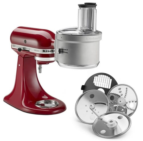 Win A Kitchenaid 174 Stand Mixer Amp Food Processor Attachment