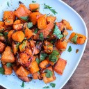 Sweet Potato with Chile and Lime
