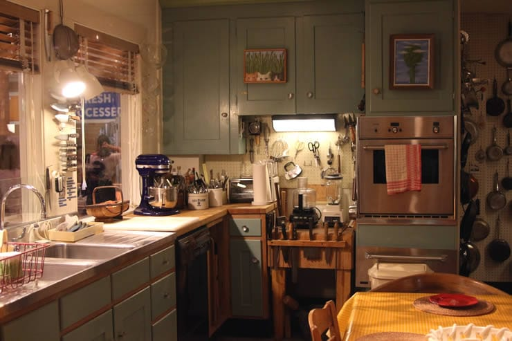 Julia Child's Kitchen