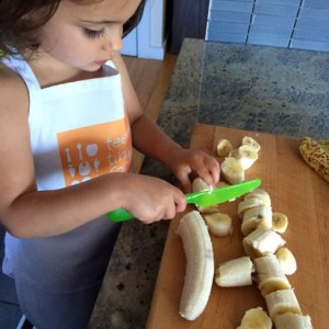 Five unprocessed dishes you can make with kids