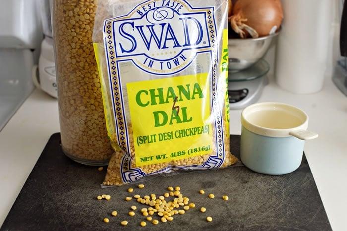 Dried Chana Dal