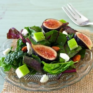 Fig Apple Salad