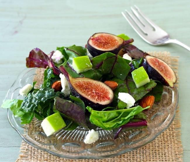 Fig Apple Salad