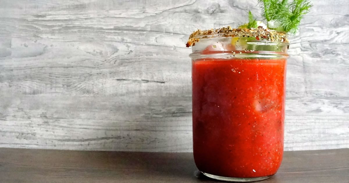 Sodium Girl's Salt-Free Bloody Mary Recipe