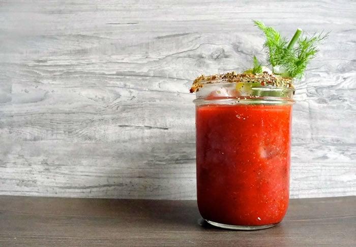 Salt-Free Bloody Mary