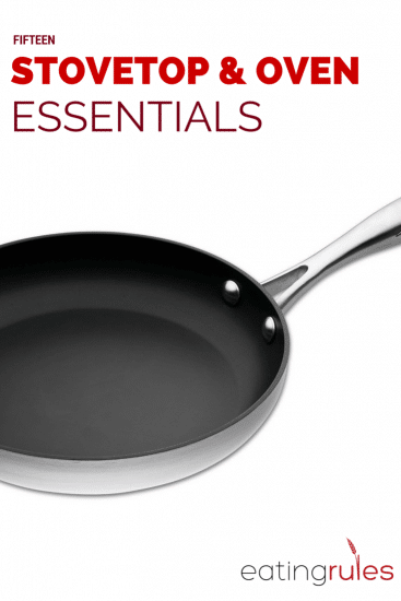 Stovetop & Oven Essentials