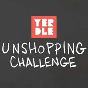 Take the Yerdle Unshopping Challenge