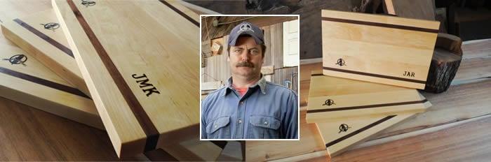 Offerman's Cutting Boards