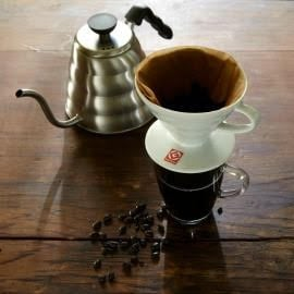 Ceramic Coffee Brewing
