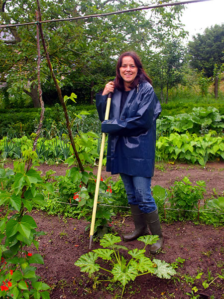 Julie Askew's Real Food Journey