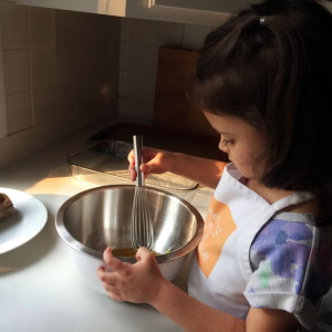 Making French Toast with Kids