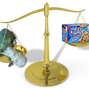 Ultra-Processed Food: Broccoli vs. Chips Ahoy