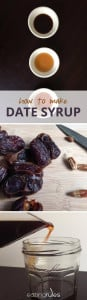 How To Make Date Syrup