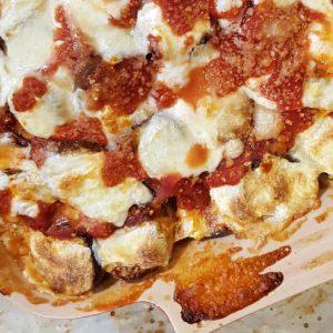Low Carb Aggplant Parmesan casserole