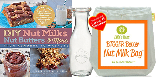 DIY Nut Milk Kit