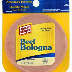 Oscar Mayer Beef Bologna