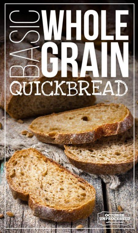 basic whole grain bread