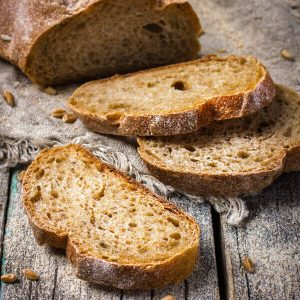 basic whole grain bread