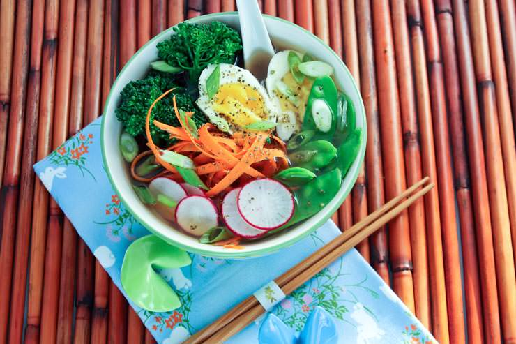 low carb kelp ramen