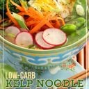 low carb kelp noodle ramen