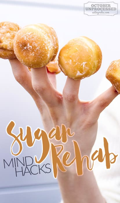 sugar rehab mind hacks