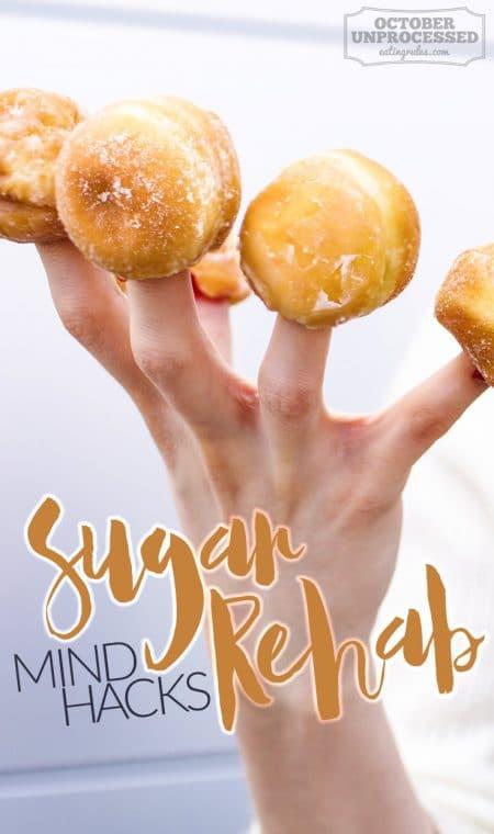 sugar rehab mind hacks