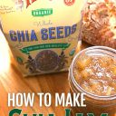 apple chia jam