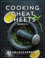 Cooking Cheat Sheets