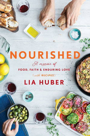 Nourished Book Cover Image