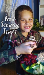food sensory issues