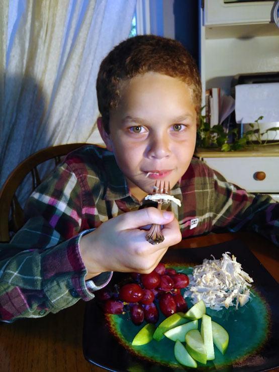food sensory issues