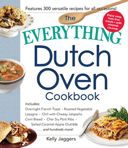 The Everything Dutch Oven Cookbook Cover